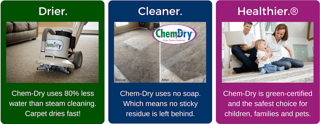 drier cleaner healthier carpet cleaning